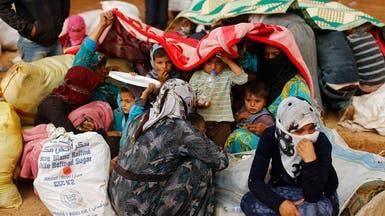 """أكراد فرنسا يتظاهرون بالآلاف دعماً لـ""""كوباني"""""""