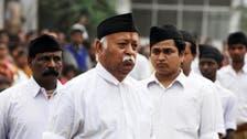 India hardline Hindu chief's TV speech sparks storm