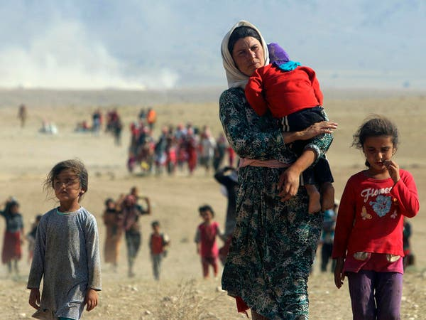 """بيع النساء والأطفال أحد مصادر تمويل """"داعش"""""""