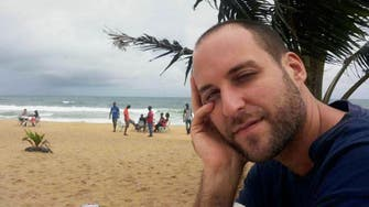 Journalist with Ebola has passion for Liberia