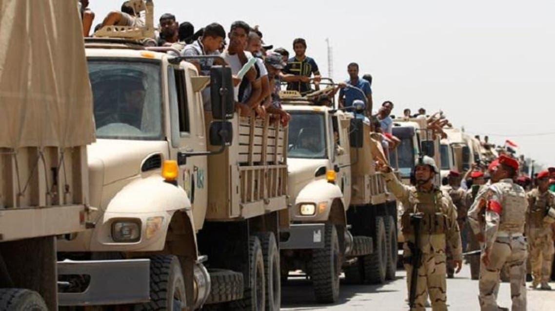 العراق - الحشد الشعبي 3