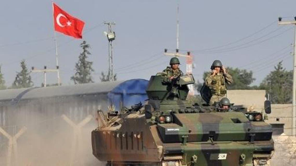 القوات التركية في حالة تأهب قصوى