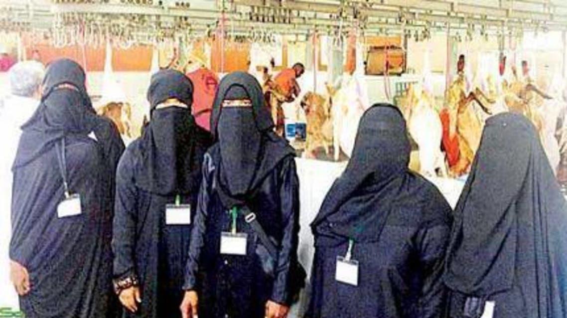 Al-Moaissim Model Slaughterhouse Saudi Gazette