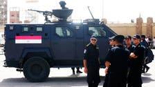 مصر:داعش کے چار بھرتی کنندگان گرفتار