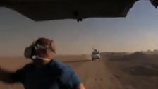 BBC team tear-gassed by Turkish police on Syria border