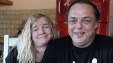 Frenchman weds ex-stepmom after legal battle