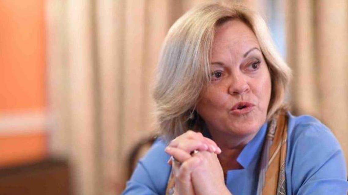 السفيرة الأميركية لدى ليبيا ديبورا جونز