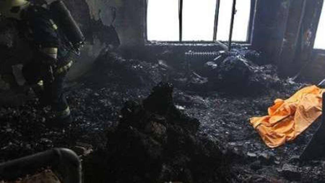 انفجار قوي قرب موقع بارتشين العسكري في إيران