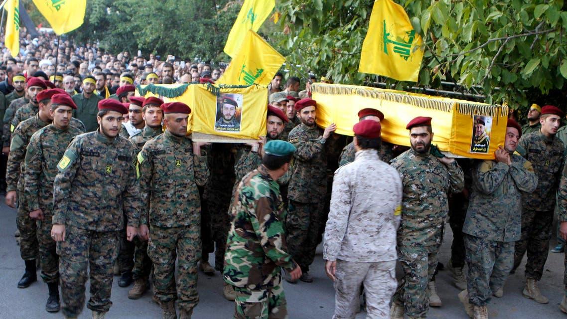 تشييع حزب الله