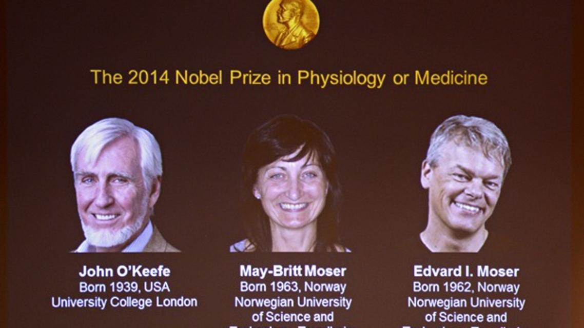 Nobel Medicine 2014