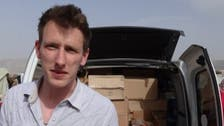 American hostage 'scared to die' in ISIS captivity