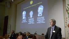 Nobel Prize for medicine goes to discoverers of brain's inner GPS system