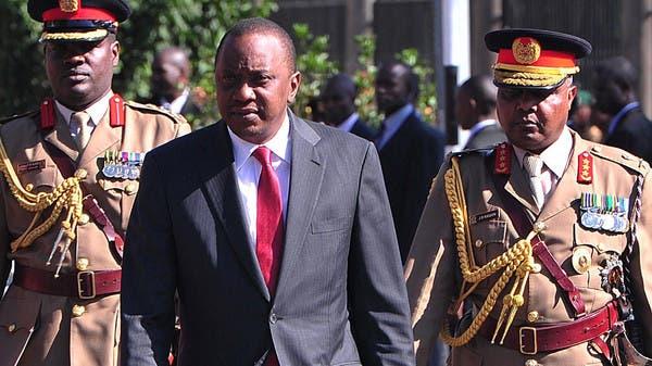 Kenyan president leaves for International Criminal Court ...