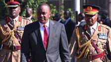 Kenyan president leaves for International Criminal Court