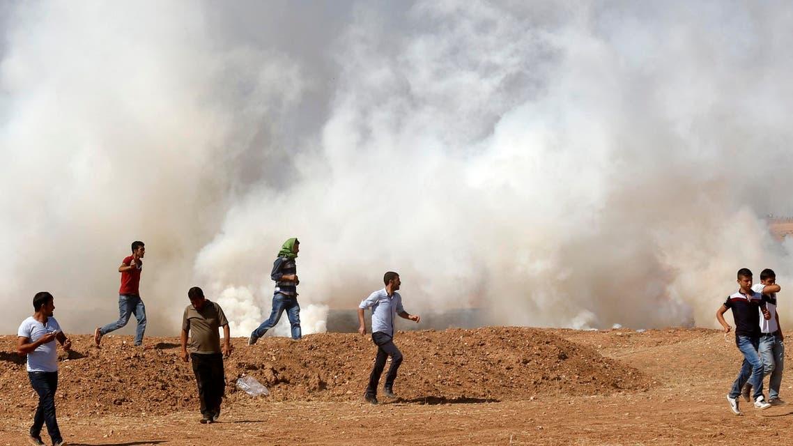 أكراد كرد اكراد عين العرب كوباني تركيا