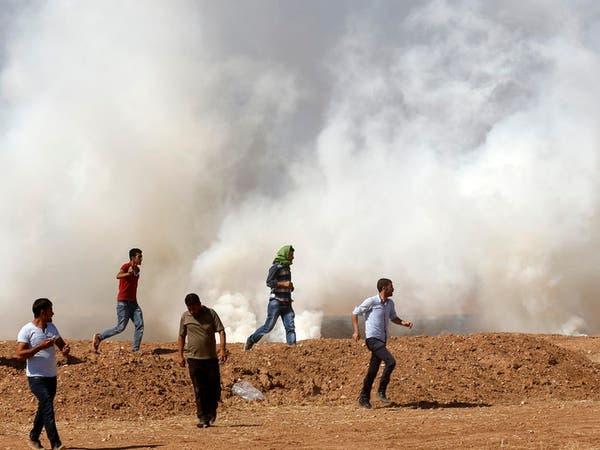 """كوباني.. الأكراد يقطعون إمدادات """"داعش"""""""