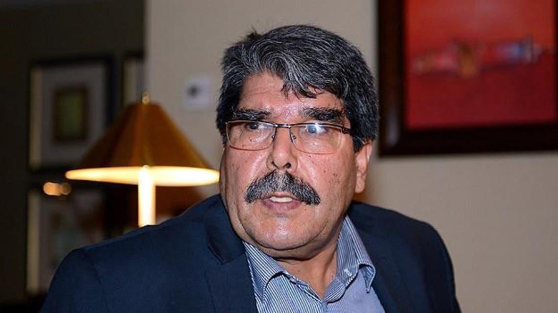 صالح مسلم محمد رئيس حزب الاتحاد الديمقراطي PYD