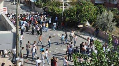 """14 قتيلاً في تركيا بمظاهرات داعمة لـ""""عين العرب"""""""