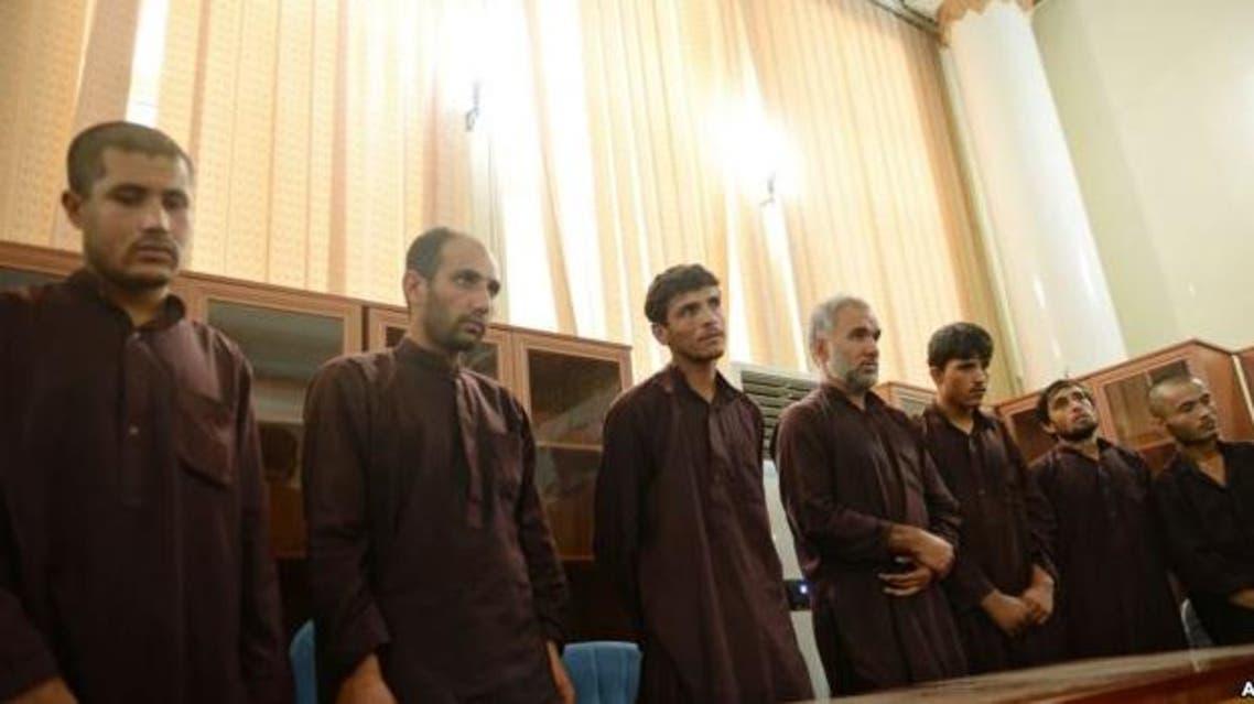 Afghani rapists