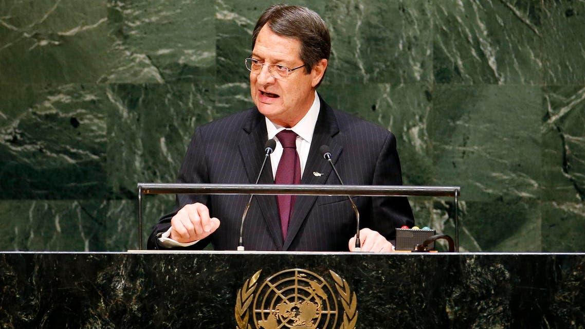 Cyprus President Nicos Anastasiades Reuters