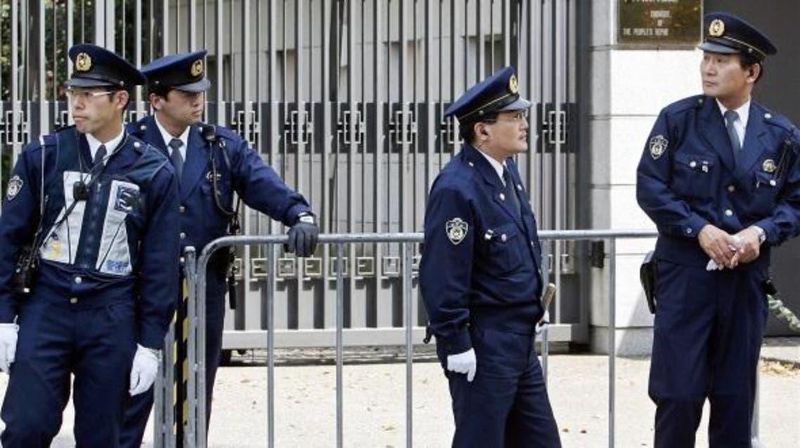 الشرطة اليابانية 3