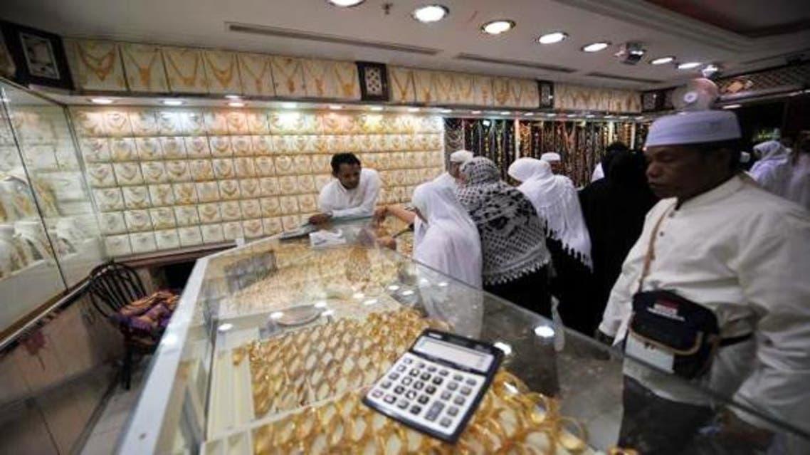 الذهب السعودية