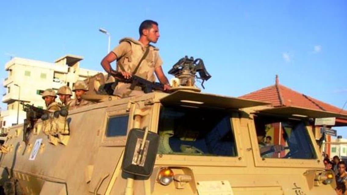 مصر الجيش سيناء 3