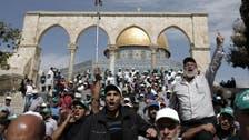 Clashes at Al-Aqsa ahead of Jewish holiday