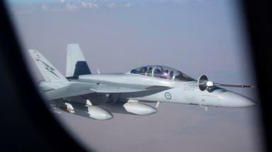 الطيران الأسترالي يقوم بمهمته الأولى في سوريا