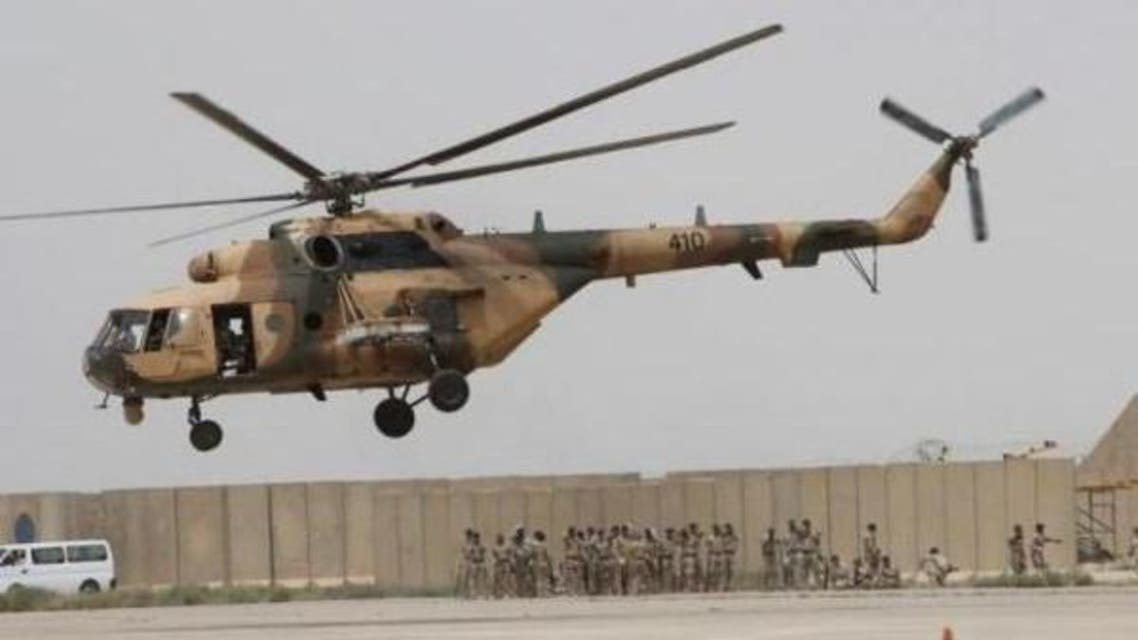 عراقی ہیلی کاپٹر