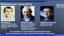 Super-microscope earns trio Nobel Prize for Chemistry