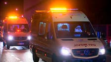 Four hospitalized in Spain after first Ebola transmission outside Africa