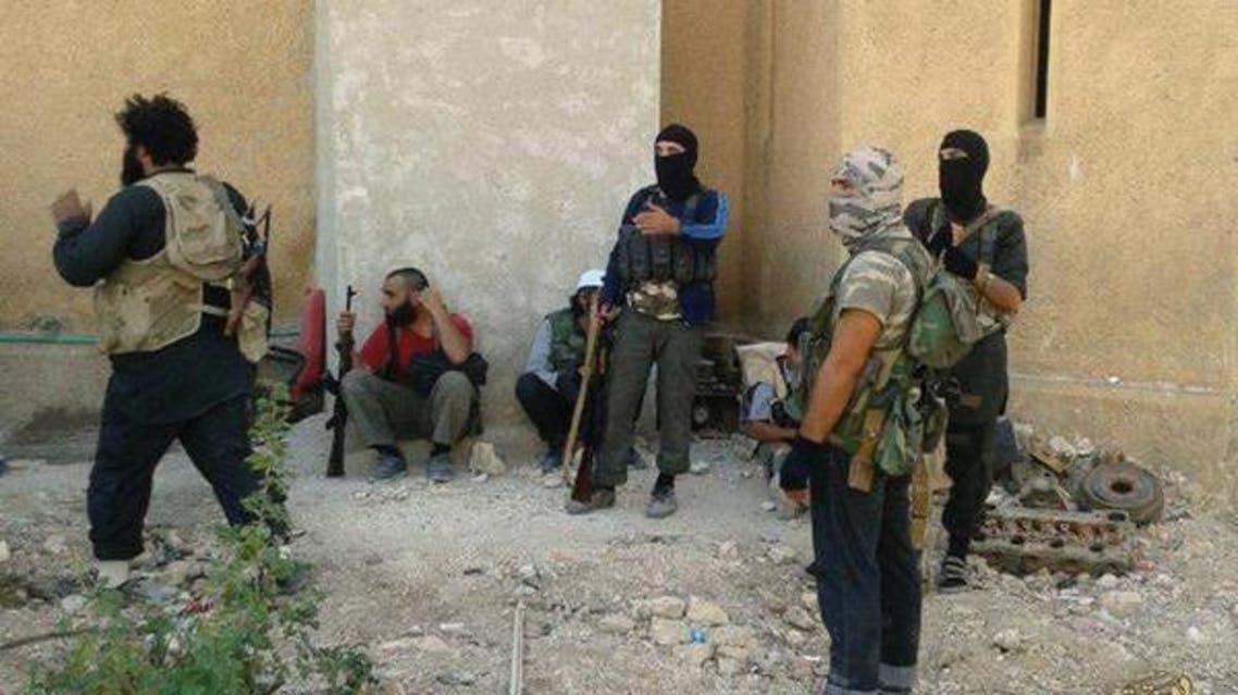 داعش في عين العرب