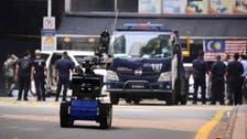 Blast injures 14 outside pub in Kuala Lumpur