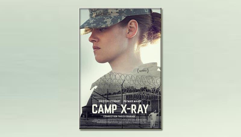 بوستر فيلم معسكر أشعة إكس CAMP XRAY