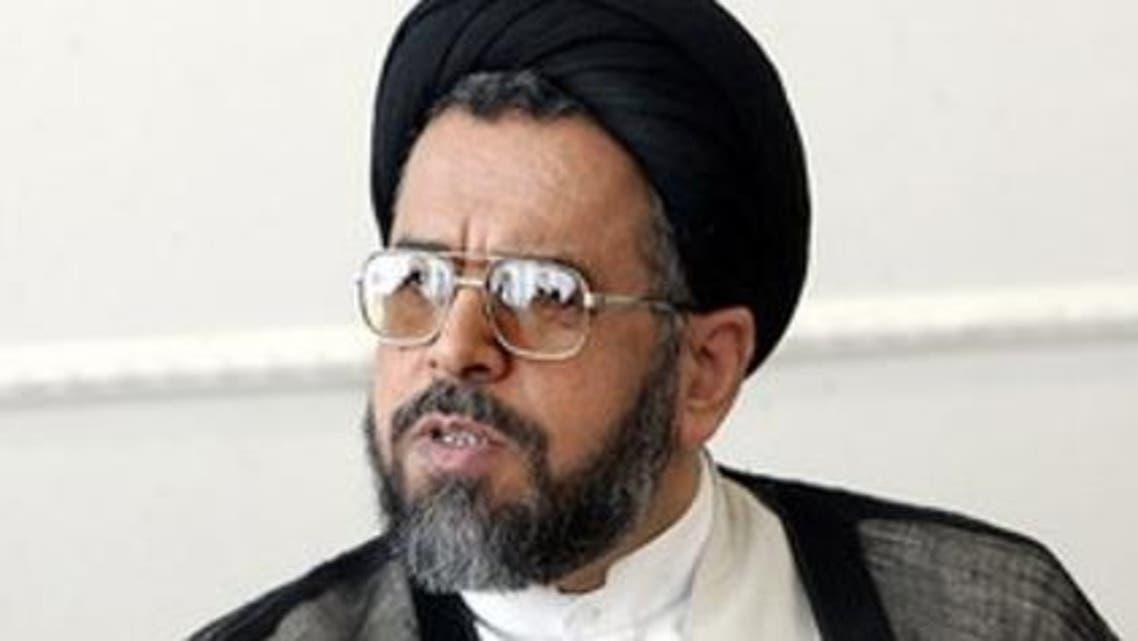 محمود علوي وزير الاستخبارات الإيراني