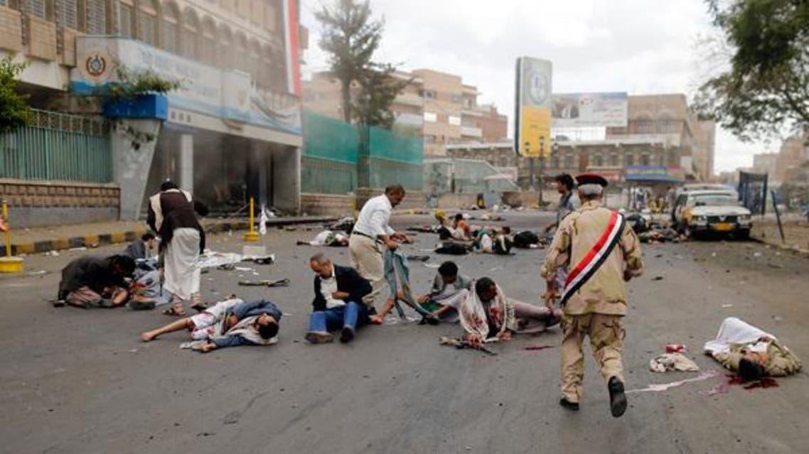 انفجار في صنعاء