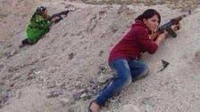 بالصور.. نساء وأطفال يقاتلون دفاعاً عن كوباني