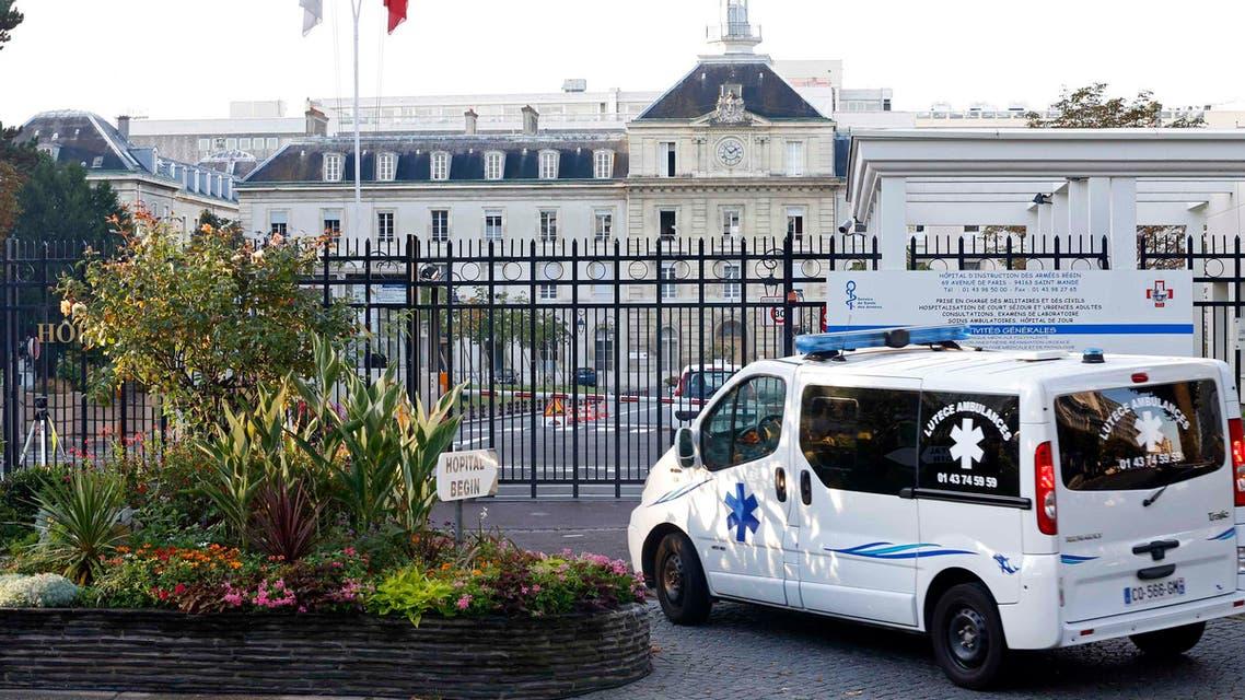 إغلاق مبنى فرنسي للشك بوجود اصابة بالايبولا