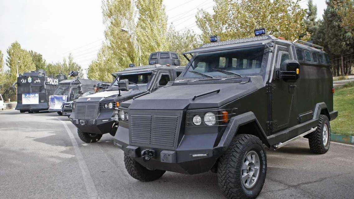 الشرطة الإيرانية تتسلح لمواجهة اضطرابات محتملة