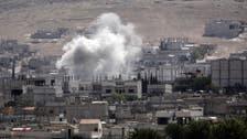 ISIS fighters capture Kurd HQ in Syria's Kobane