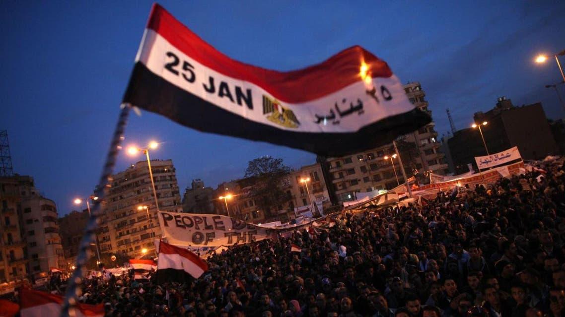ثورة 25 يناير.