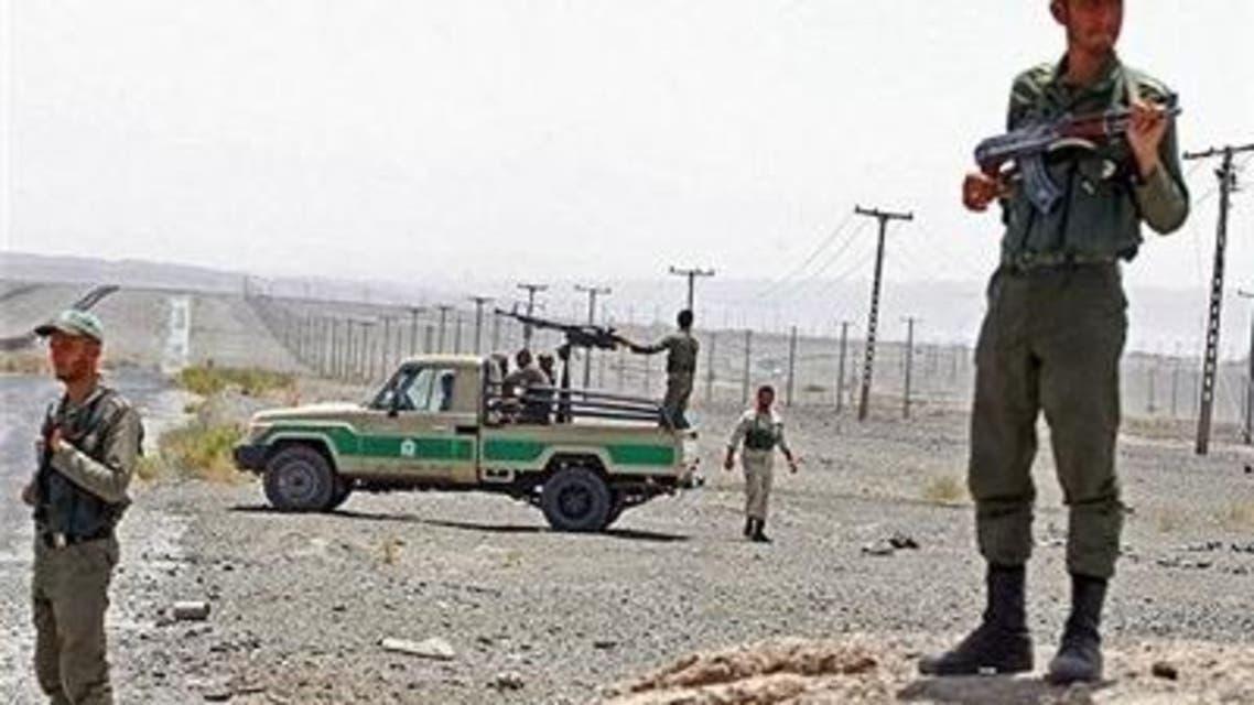 شرطة إيران في إقليم بلوشستان