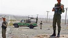 پاکستان کی سرحد کے قریب جھڑپوں میں 8 ایرانی فوجی ہلاک
