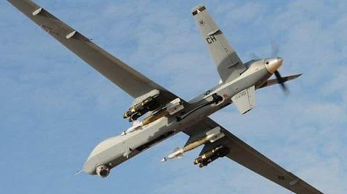 طائرة أميركية على باكستان