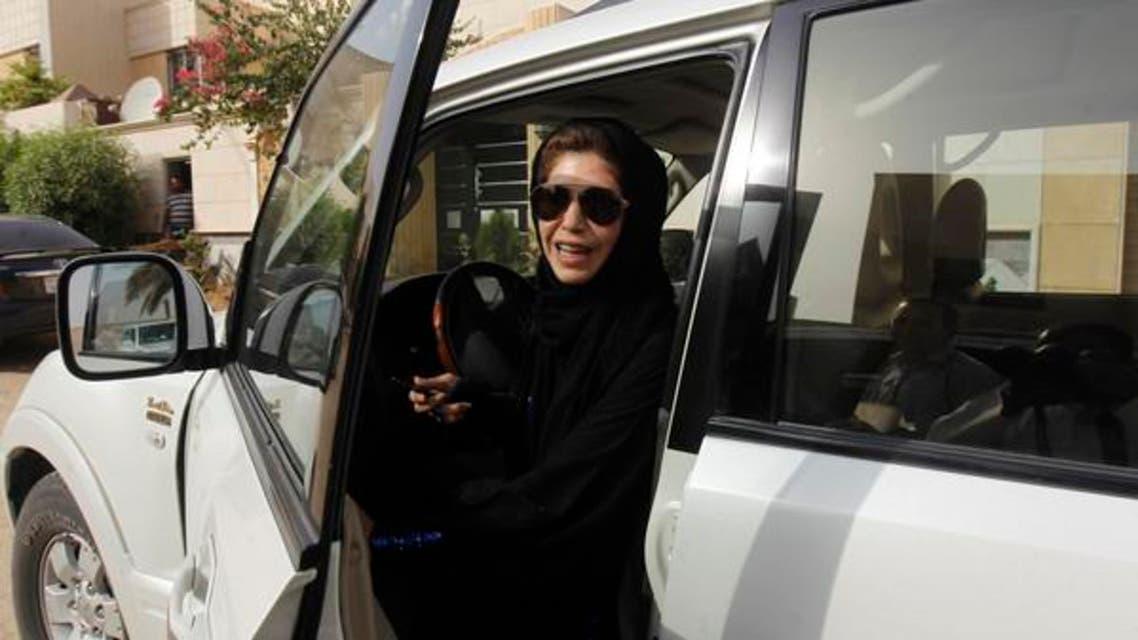 سعودی خاتون ڈرائیور