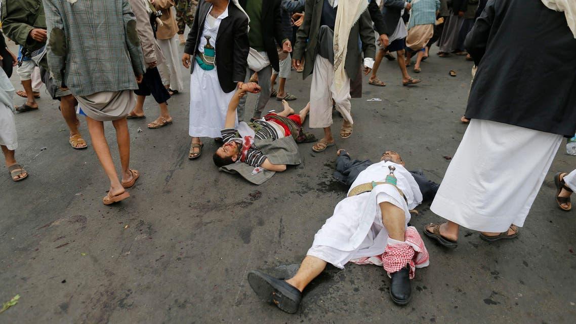 تفجير في صنعاء