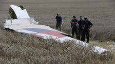 Oxygen mask charts MH17 probe onto a new course