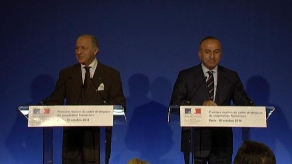 """فرنسا وتركيا: نظام الأسد و""""داعش"""" وجهان لعملة واحدة"""