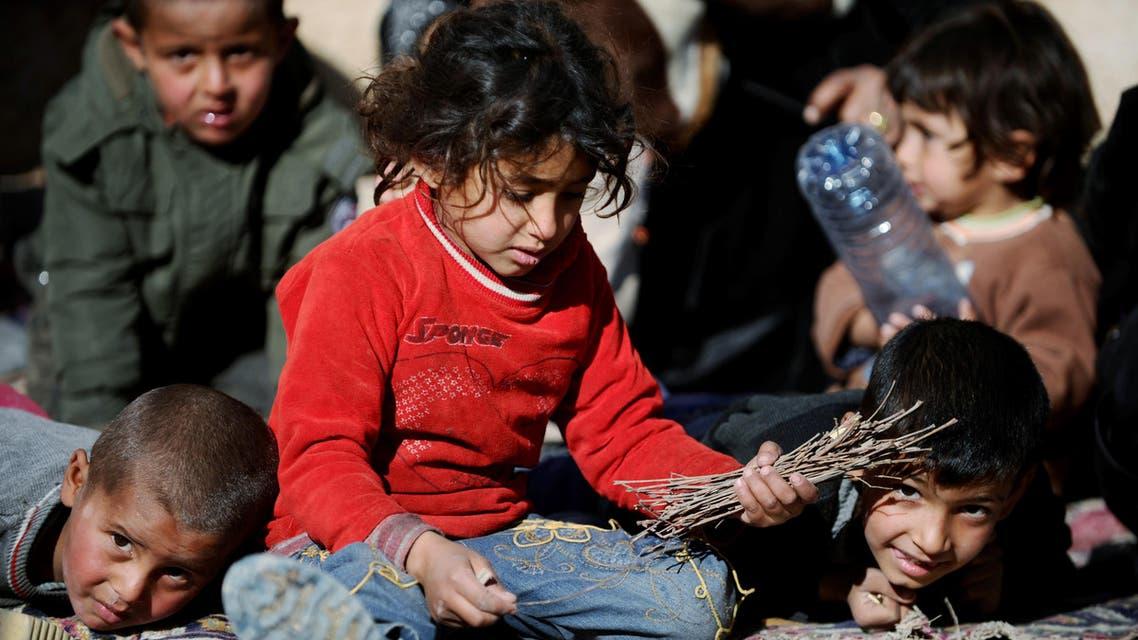 الأطفال في سوريا